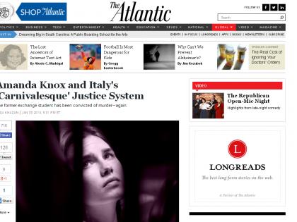 I titoli dei siti stranieri