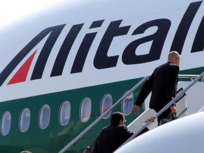 """Alitalia-Etihad, accordo vicino: """"La trattativa è nella fase finale"""""""