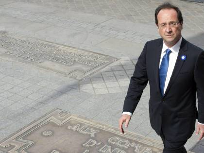 """Hollande a picco. Trionfa la destra: """"Risultato storico"""""""