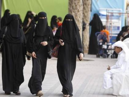 """Altro che voto """"rosa"""" a Riad. Niente foto e comizi a metà"""
