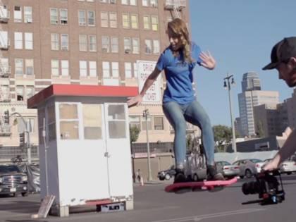 L'hoverboard di Marty McFly? Peccato, è soltanto una bufala