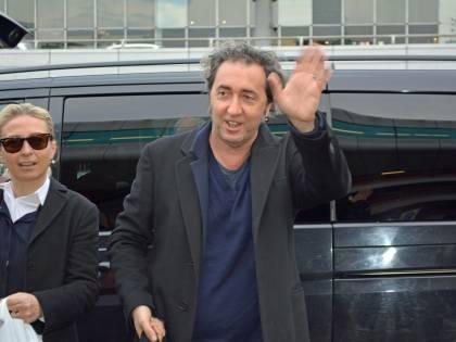 """Sorrentino torna con l'Oscar: """"Mi fate sentire come Belen"""""""