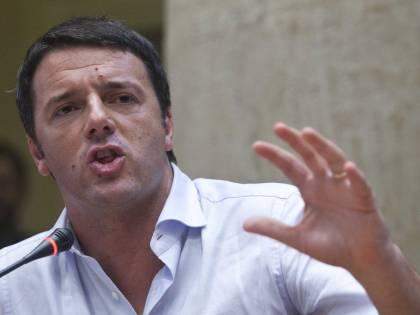 """Renzi avvisa i manager pubblici: """"Presto i tagli, giustizia sociale"""""""