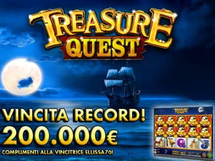 Vegas Club, seconda vincita da 200mila euro al casinò online