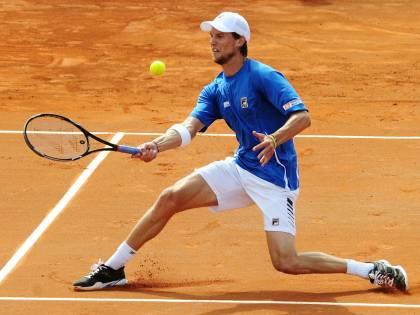 Tennis, impresa azzurri L'Italia batte l'Inghilterra e vola in semifinale