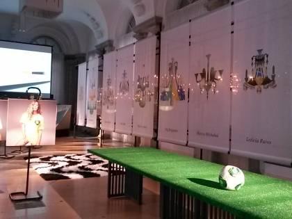 Calcio, moda e design brasiliani: omaggio alla maglia numero 10