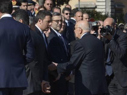 Dopo Padoan tocca a Renzi Il Colle lo chiama a rapporto