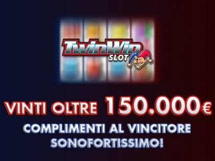 Vegas Club, arriva la terza supervincita del 2014: oltre 150mila euro
