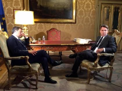"""La sfida di Renzi ai tecnici del Senato:  """"Se arrivano gli 80 euro, chiedano scusa"""""""