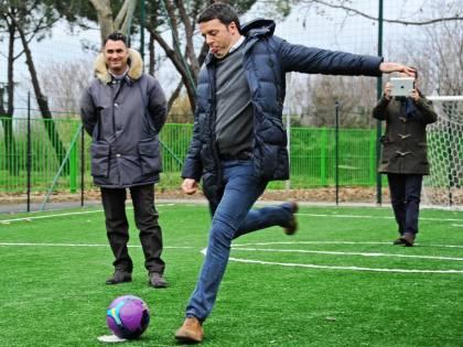 """Il giudizio su Renzi arbitro: """"Fermezza impressionante ma atleticamente è lento"""""""