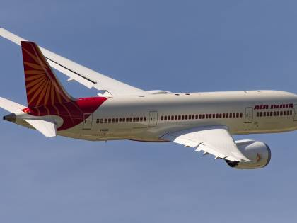 Topo a bordo di un volo Air India per Malpensa: atterraggio d'emrgenza