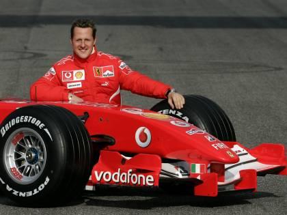 """""""Michael Schumacher è cosciente e non è più costretto a letto"""""""