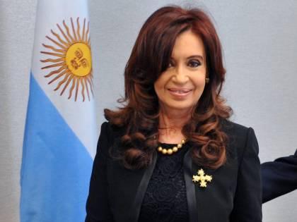 "Argentina, Kirchner fa la Boldrini: ""Mi chiami presidenta"""
