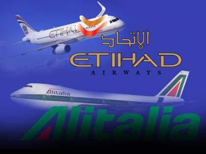 Alitalia-Etihad, c'è l'accordo: agli emiri il 49% della compagnia