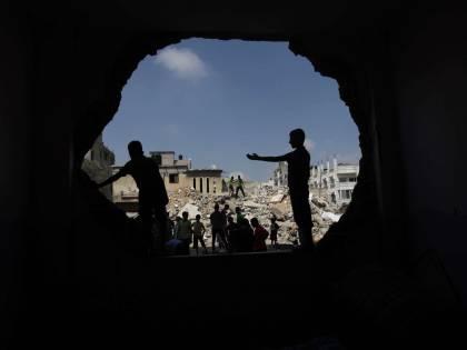 Nelle vie di Gaza c'è in gioco il futuro di Israele