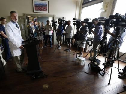 Emergenza Ebola, più di cento nuovi casi nell'ultima settimana