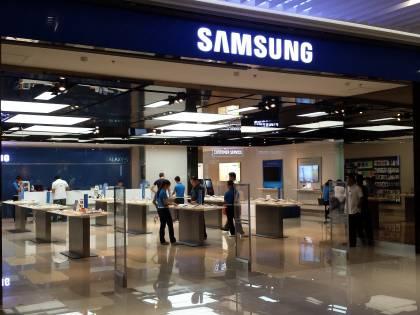 Samsung perde il 60% degli utili