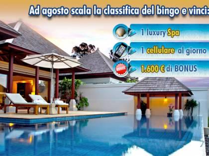 Porta il Bingo in vacanza!