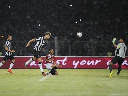 Juve globetrotter: otto gol e triplo Llorente