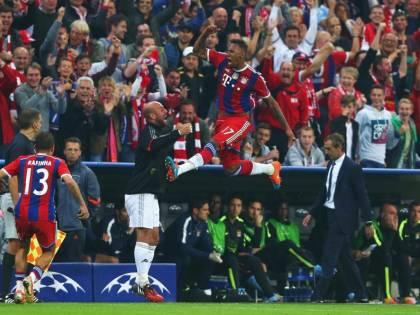 Champions League: nella serata giallorossa ok anche Bayern e Barca Risultati