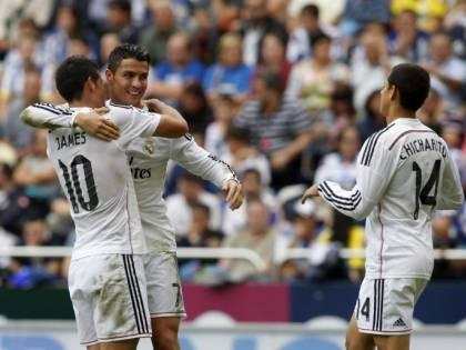 Liga 4° giornata: goleade di Barca e Real, pari per l'Atletico Risultati