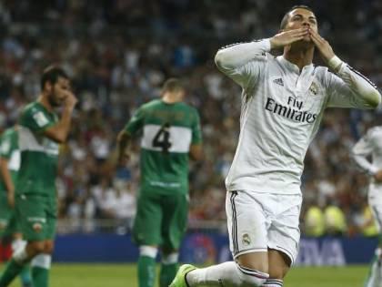 Liga 5 giornata: goleada Real, pari del Barca Risultati