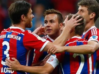 Bundesliga 5° giornata: il Bayern ritrova la vetta, poi il Leverkusen Risultati
