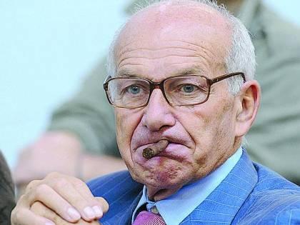 """Fausto Bertinotti: """"La sinistra sta morendo, meglio andare al voto"""""""