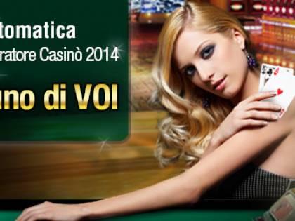 Il casinò di Lottomatica vince l'EGR Italy Awards 2014