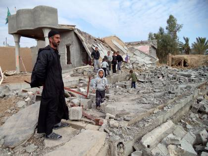 Raffica di esplosioni a Baghdad