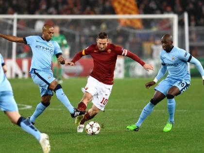 Le pagelle di Roma-Manchester City