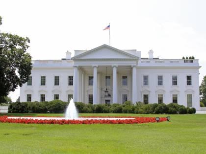 Una lettera al cianuro inviata alla Casa Bianca