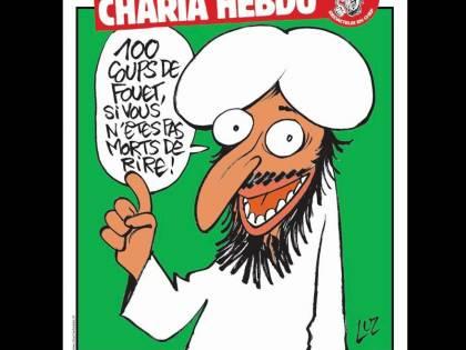 Charlie Hebdo, 50 anni di satira dissacrante