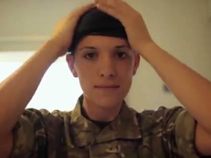 Hannah, transgender e capitano nell'esercito di Sua Maestà