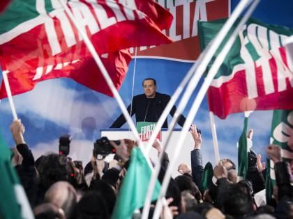 Sondaggio Swg: cresce Forza Italia, scende il Pd, crollo del M5S