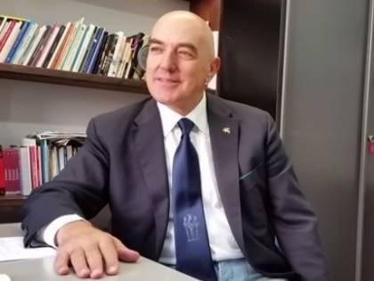 Marco Marcolin, il leghista che vuol fare il sindaco di Agrigento