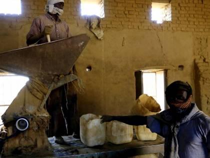 L'industria del tabacco, in Sudan