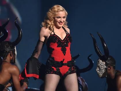 La radio inglese esclude Madonna