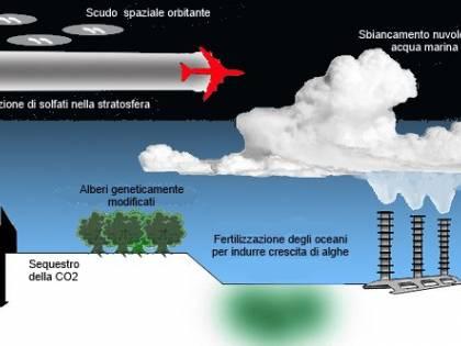 """Complottismo M5S: """"L'arma finale del sistema? Scie chimiche, alghe e nuvole"""""""