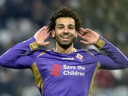 Coppa Italia, i Viola sognano la finale: a Torino è Salah show