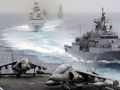 """Navi, incursori e predator contro il jihad nel Mediterraneo: ecco l'operazione """"Mare sicuro"""""""