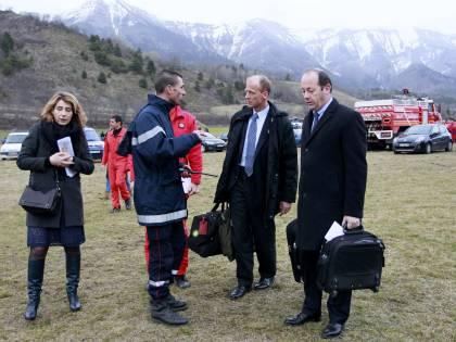 """Schianto in Provenza, Lufthansa: """"L'aereo fermo 6 ore per un problema al carrello"""""""