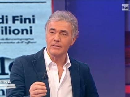 """Brunetta attacca Giletti: """"Indecente con Renzi"""""""