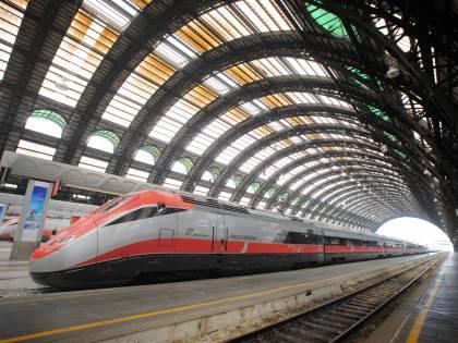 Roma-Milano in treno: in viaggio con la paura