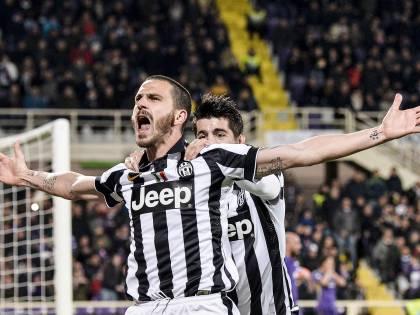 Coppa Italia, Juventus in finale: spettacolare rimonta a Firenze