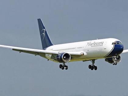 Un volo Blue Panorama bloccato a Fiumicino per 24 ore