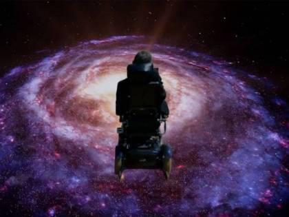 Stephen Hawking canta i Monty Python