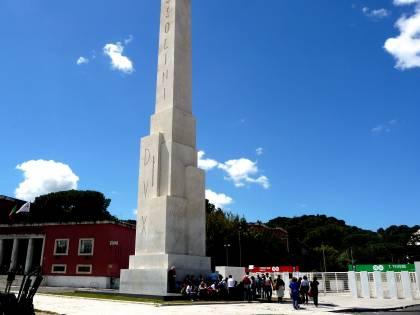 """Fiano vuole cambiare l'obelisco: """"Bisogna togliere la scritta Dux"""""""