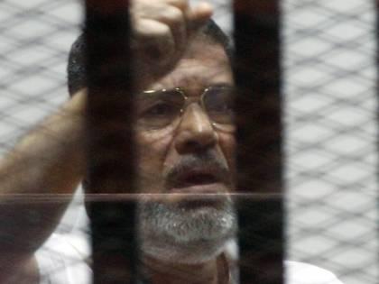 Confermato ergastolo all'ex presidente egiziano Mohammed Morsi