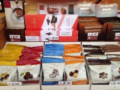 Expo: tavolette di cioccolato dai 4 ai 12 euro